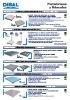 Catálogo plataformas y básculas DIBAL