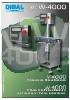 Catálogo módulos de pesaje DIBAL V-W/4000