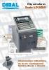 Catálogo etiquetadoras manuales DIBAL LP-3000