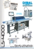 Catálogo equipos de pesaje y etiquetado automático DIBAL LS-4000