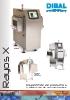 Catálogo equipos de inspección por rayos X DIBAL