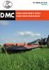 Segadoras acondicionadoras de discos Kubota DMC6000/DMC7000/ DMC8000/DMC8500
