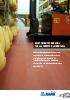 Revestimientos de resina para la industria alimentaria