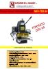 Prensa de termoimpresión Manual DIN A4