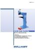 Máquina de clinchado RIVCLINCH® 4006 P35 Pass