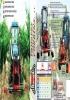 Barras herbicidas hidráulicas viña Bhv/bhrv