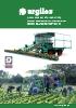 Catálogo General Máquinas Recolección de Hortalizas / Melón / Cebolla y Patata
