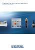 Dispositivos de mando, accionamiento y señalización