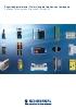 Catálogo Tecnología de Seguridad | Versión 02 - Seguridad por sistema: Protección para la persona y la máquina
