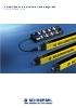 Versatilidad en la optoelectrónica de seguridad SLC/SLG 440 - 445