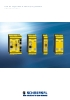 PLC de seguridad modular programable PROTECT PSC1