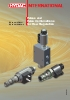 Valves and Valve Combinations for Flow Regulation