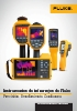 Instrumentos de infrarrojos de Fluke