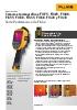 Cámaras termográficas Fluke TiS75, TiS65, TiS60, TiS55, TiS50, TiS45, TiS40, TiS20 y TiS10