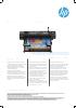 Impresora hp latex 570