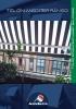 Toldos para ventanas y balcones Telón-Mediterráneo