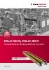 Cortina óptica de seguridad tipo 4 y tipo 2 - MLC 500 / MLC 300