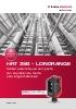Sensor autorreflexivo compacto con supresión de fondo para largas distancias - HRT 25B LONGRANGE