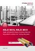 Rejas optoelectrónicas y transceptores de seguridad multihaz con muting integrado - MLD 500, MLD 300