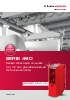 Sensor de tensión universal CA / CC con grandes reservas de funcionamiento - Serie 49C
