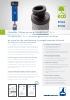 Filtros de rosca Clearpoint 3eco
