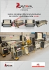 Cilindros curvadores, curvadoras de perfiles y tubos y cizallas universales Ajial