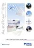 Línea Bioo Scientific - AuroFlow para análisis en leche