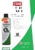 Synthetic grease - grasa sintética multiuso de CRC