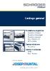 Catálogo productos Schröder Group