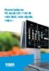 Catálogo balanzas PC Dibal CS-1100 W