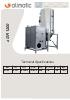 Deshumidificadores por rotor ADR-1200