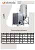 Deshumidificadores por rotor ADR-1700 al ADR-4800