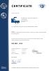 Calidad para los más altos requisitos - Certificado ISO 9001: 2015
