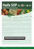 Fertilizante orgánico de sulfato potásico: Haifa SOP Bio