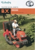 Tractor sub - compacto. BX2350