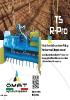 Trituradora reversible con pick-up TS R-Pro de Omat