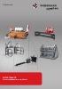 Implementos para cargadoras y manipuladores de Weidemann