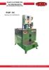 Planta Automática de Preparación de Polielectrolito PAP 3C