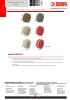 VALVULAS SAFI Protectores de brida PTFE PP PVC INOX (TDS-SHIELD-2090-00-EN)