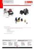 VALVULAS SAFI Accesorios actuadores neumáticos electroválvulas finales de carrera posicionadores filtros reguladores (TDS-ACTPN-0002-00-EN)