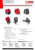 VALVULAS SAFI Actuadores eléctricos (TDS-ACTEL-0001-00-EN)