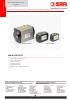 VALVULAS SAFI Actuadores neumáticos en poliamida y aluminio simple y doble efecto (TDS-ACTPN-0001-00-EN)