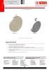 VALVULAS SAFI Válvulas de disco oscilante PPH PVDF DN15 a DN800 (TDS-CHECK-2054-00-EN)
