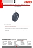 VALVULAS SAFI Válvulas de retención wafer swing check PVC-U DN32 a DN600 (TDS-CHECK-4094-00-EN)