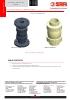 VALVULAS SAFI Válvulas de retención de bola PPH PVC-U PVC-C DN15 a DN100 (TDS-CHECK-3307-00-EN)