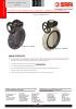 VALVULAS SAFI Válvulas mariposa PVC-U PVC-C PPH PVDF DN200 a DN1000 (TDS-BUTT-3600A-00-EN)