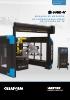Cube-R: Máquina de medición de coordenadas (cmm) de escaneo en 3D