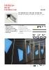 Iluminación lineal empotrable para cartón yeso y otras superficies LSK E