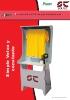 Sistema de pretratamiento de prendas textiles Apply de Ser.Tec.