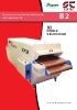 Hornos de secado en continuo con infrarrojos B2 de Ser.Tec